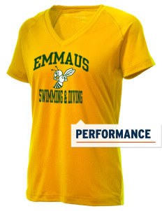 Emmaus High School Hornets Women's Ultimate Performance V-Neck