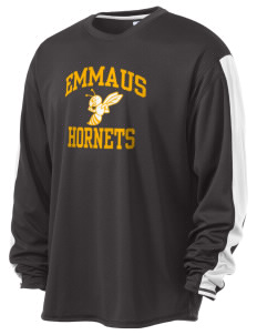Emmaus High School Hornets  Russell Men's Long Sleeve Everyday Performance T-Shirt