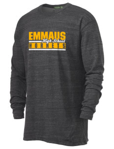 Emmaus High School Hornets Alternative Men's 4.4 oz. Long-Sleeve T-Shirt