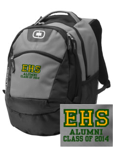 Emmaus High School Hornets Embroidered OGIO Rogue Backpack