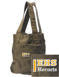 Emmaus High School Hornets Embroidered Alternative The Berkeley Tote