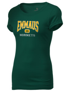 Emmaus High School Hornets Holloway Groove Juniors T-Shirt
