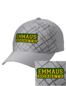 Emmaus High School Hornets Embroidered Mixed Media Cap