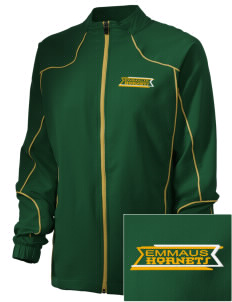 Emmaus High School Hornets Embroidered Russell Women's Full Zip Jacket