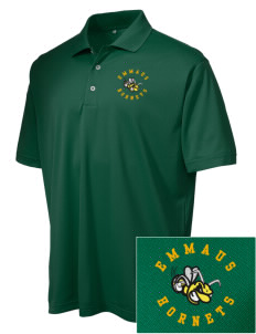Emmaus High School Hornets Embroidered Men's ClimaLite® Piqué Short-Sleeve Polo