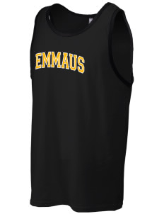 Emmaus High School Hornets Men's Cotton Ringer Tank
