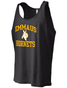 Emmaus High School Hornets Men's Jersey Tank