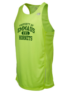 Emmaus High School Hornets Men's New Balance Tempo Running Singlet