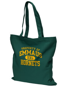 Emmaus High School Hornets Canvas Tote