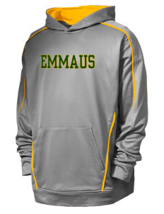 Emmaus High School Hornets Holloway Men's Boom Hooded Sweatshirt