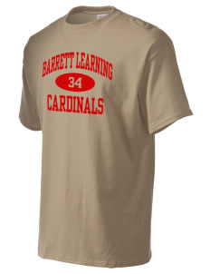 Barrett Learning Center Cardinals Men's Essential T-Shirt