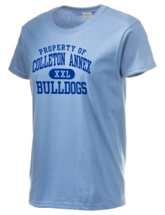 Colleton Middle School Annex Bulldogs Women's 6.1 oz Ultra Cotton T-Shirt