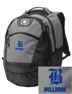 Colleton Middle School Annex Bulldogs Embroidered OGIO Rogue Backpack