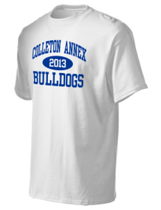 Colleton Middle School Annex Bulldogs Men's Essential T-Shirt