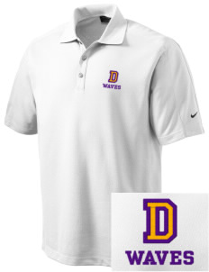 Dacusville Middle School Waves Embroidered Nike Men's Dri-FIT Pique II Golf Polo