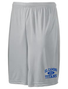 "El Camino Junior High School Titans Men's Competitor Short, 9"" Inseam"