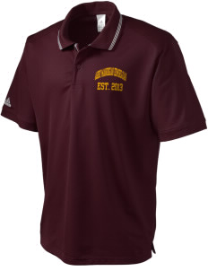 Agbu Manoogian Demirdjian School Titans adidas Men's ClimaLite Athletic Polo