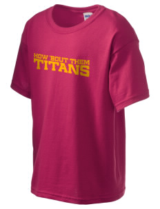 Agbu Manoogian Demirdjian School Titans Kid's 6.1 oz Ultra Cotton T-Shirt