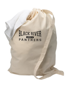Black River High School Panthers Laundry Bag