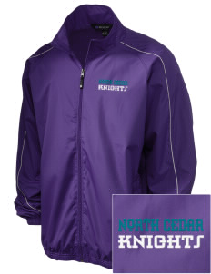 North Cedar Middle School Knights Embroidered Holloway Men's Full-Zip Jacket