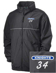 Brookside Christian Junior High School Knights Embroidered Men's Element Jacket