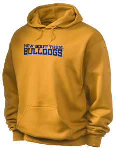 Franklin County Vocational Center Bulldogs Holloway Men's 50/50 Hooded Sweatshirt