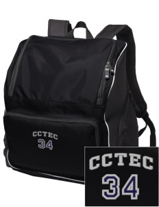 Cumberland County Technical Education Center Tigers Embroidered Holloway Backpack