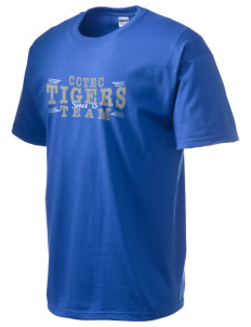 Cumberland County Technical Education Center Tigers Ultra Cotton T-Shirt