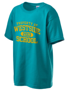 Westside School School Kid's 6.1 oz Ultra Cotton T-Shirt