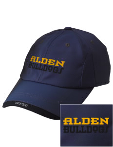 Alden Middle School Bulldogs Embroidered OGIO X-Over Cap