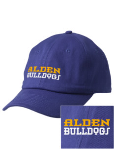 Alden Middle School Bulldogs Embroidered Champion 6-Panel Cap