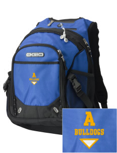 Alden Middle School Bulldogs Embroidered OGIO Fugitive Backpack