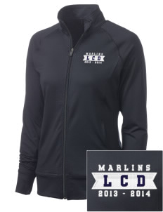 Low Country Day School Marlins Women's NRG Fitness Jacket