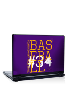 "Midland Community Middle School Bobcats 17"" Laptop Skin"