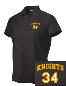 A-C Central High School Knights Embroidered Women's Technical Performance Polo