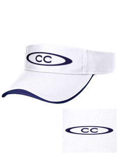 Cornerstone Christian School Builders Embroidered Binding Visor