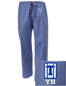 Yeshivah Harambam School Titans Embroidered Scrub Pants