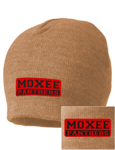 Moxee Elementary School Panthers Embroidered Beanie