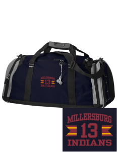 Millersburg Area High School Indians Embroidered OGIO All Terrain Duffel