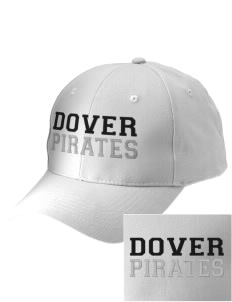 Dover Middle School Pirates Embroidered Low-Profile Cap