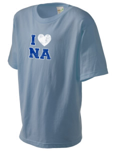 Newcastle Avenue Elementary School Newcastle Navigators Kid's Organic T-Shirt