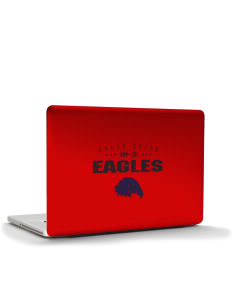 "Chets Creek Elementary School Eagles Apple MacBook Pro 15.4"" Skin"