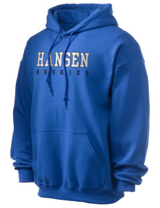 Hansen Elementary School Huskies Ultra Blend 50/50 Hooded Sweatshirt