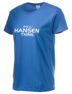 Hansen Elementary School Huskies Women's 6.1 oz Ultra Cotton T-Shirt