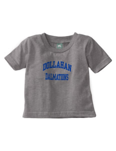 Dollahan Elementary School Dalmations Toddler T-Shirt