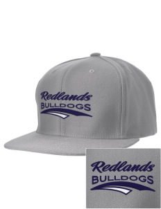 Redlands Adventist Academy Bulldogs Embroidered D-Series Cap