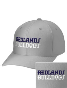 Redlands Adventist Academy Bulldogs Embroidered Wool Adjustable Cap