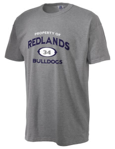 Redlands Adventist Academy Bulldogs  Russell Men's NuBlend T-Shirt