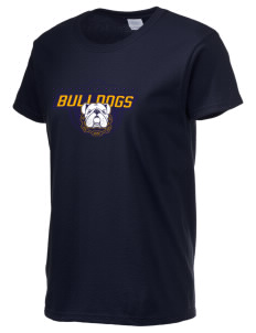 Palm Beach Day Academy Bulldogs Women's 6.1 oz Ultra Cotton T-Shirt