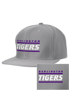 Darlington School Tigers Embroidered D-Series Cap